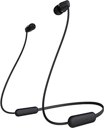 Навушники SONY WI-C200 Black (WIC200B.CE7)