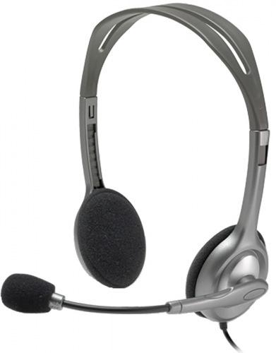 Гарнітура Logitech Stereo Headset H110