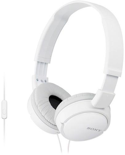 Навушники SONY MDR-ZX110AP White (MDRZX110APW)