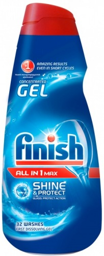 Засіб для миття посуду в посудомийній машині FINISH 650 мл