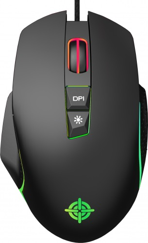 Миша ігрова GamePro Nitro USB GM365