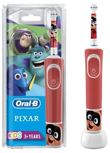 Зубна щітка BRAUN Oral-B D100 Kids Pixar