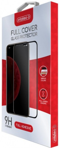 Захисне скло Intaleo FG Nokia 2.4 Black (1283126510731)