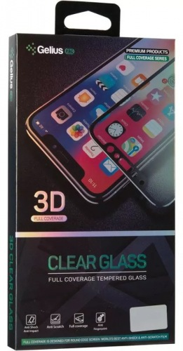 Захисне скло Gelius Pro 3D Samsung A325 (A32), Чорний (83515)