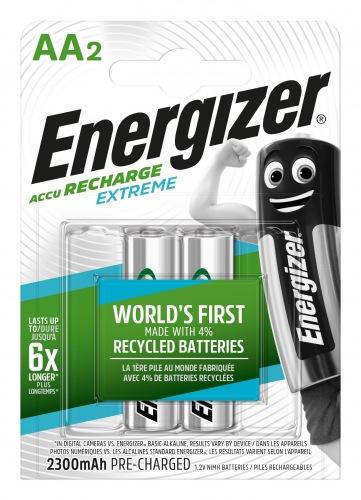 Акумулятор ENERGIZER AA 2300 Pre-Ch Extreme (2шт)
