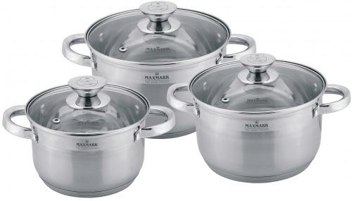 Набір посуду MAXMARK 6 пр (MK-3506A)