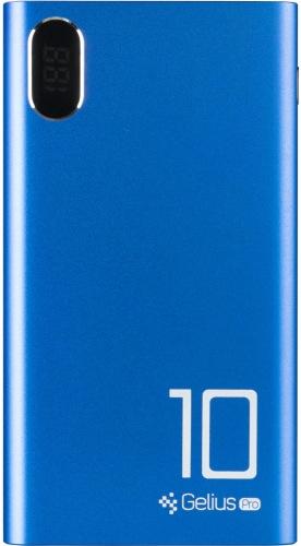 Універсальна мобільна батарея GELIUS Pro CoolMini GP-PB10-005 10000mAh Blue (72029)