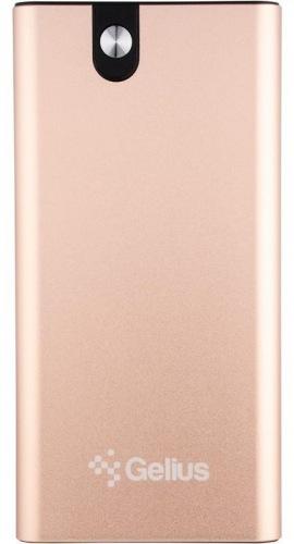 Універсальна мобільна батарея Gelius Pro Edge 10 000 mAh Золотий (78995)