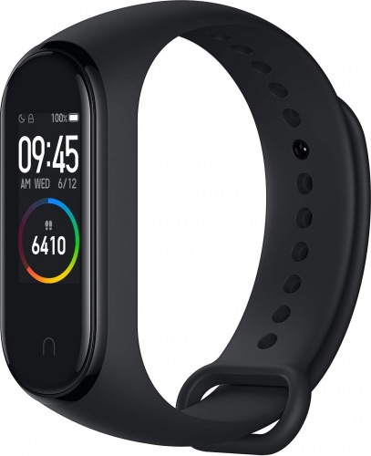 Фiтнес-браслет XIAOMI Mi Smart Band 4 (NFC) Black