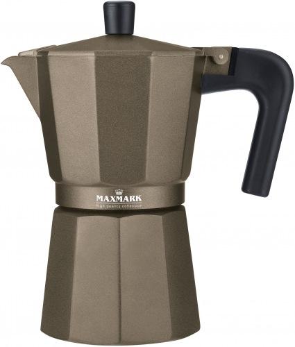 Гейзерна кавоварка MAXMARK MK-106BR