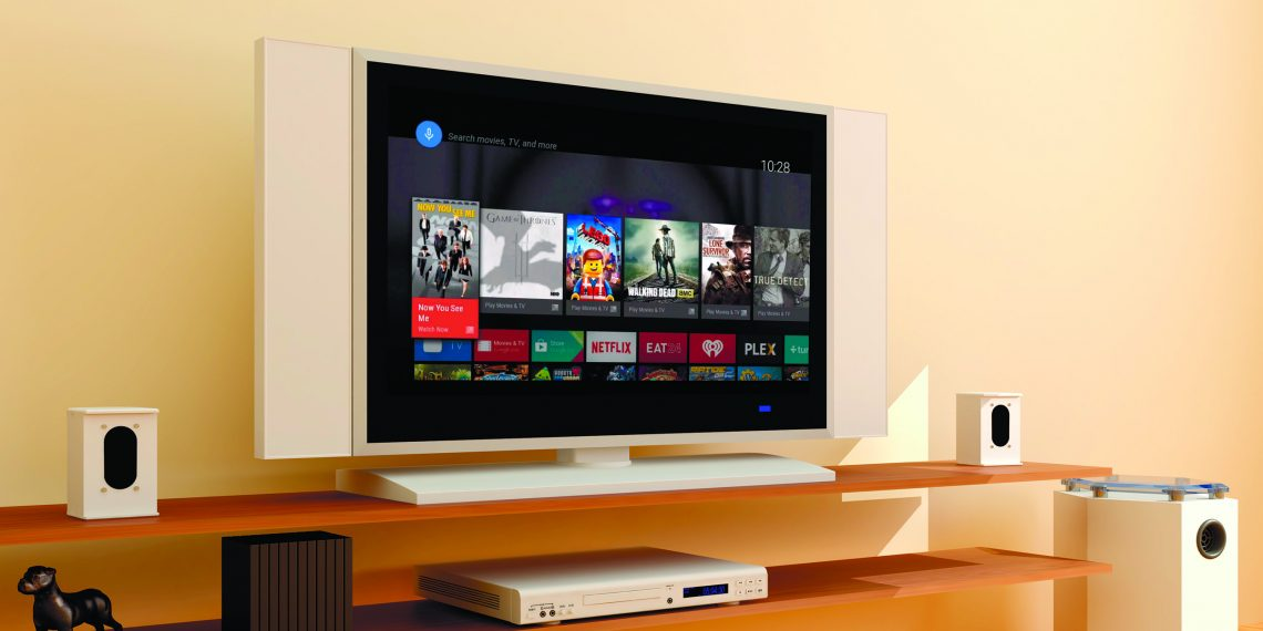 Будущее за Android TV