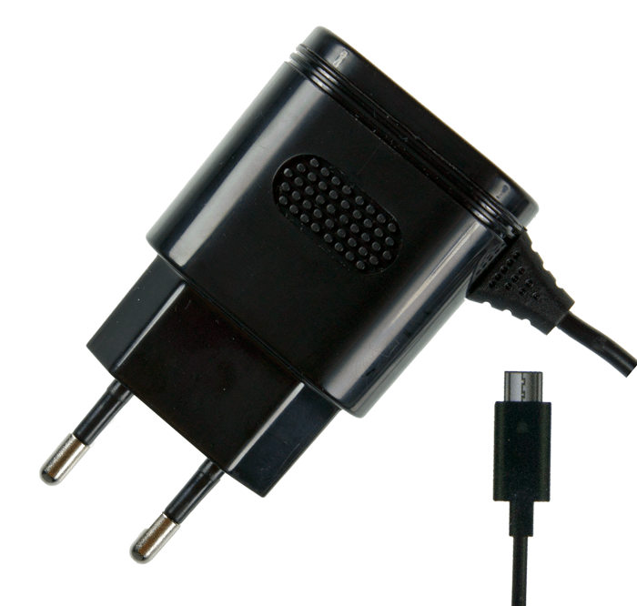 Зарядка microUSB