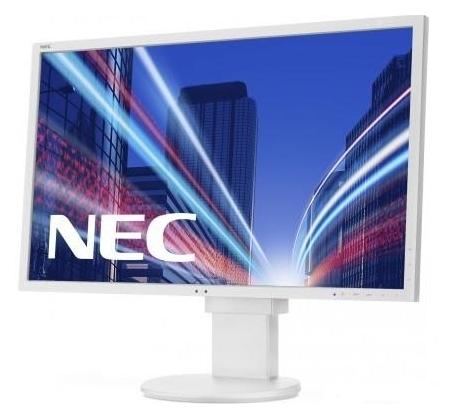 Монитор 24 NEC EA244WMi white