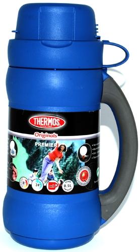 Термос Thermos 0,5л 34 50 синий 2018