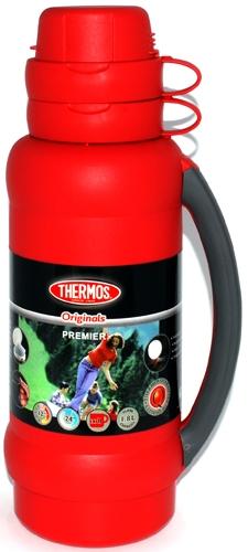 Термос Thermos 1,8л, 34 180 красный