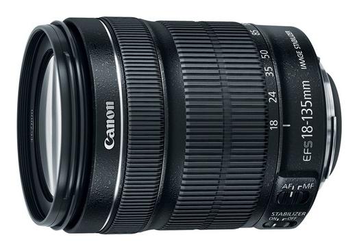 Объектив Canon EF-S 18-135mm F 3,5-5,6 IS USM (3558B005)