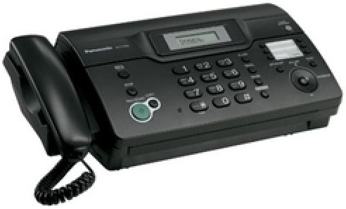 Факс PANASONIC KX-FT982UA-B