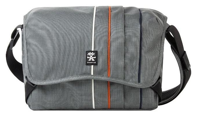 Сумка Crumpler Jackpack 7500 (dk. mouse grey/off white)