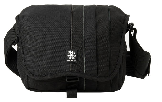 Сумка Crumpler Jackpack 3000 (dull. black/ grey)
