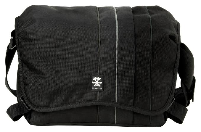 Сумка Crumpler Jackpack 7500 (dull black/dk. Mouse grey)