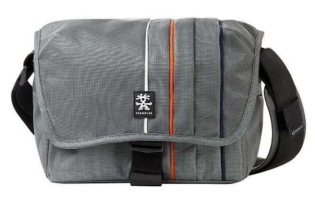 Сумка Crumpler Jackpack 4000 (dk. mouse grey/off white)