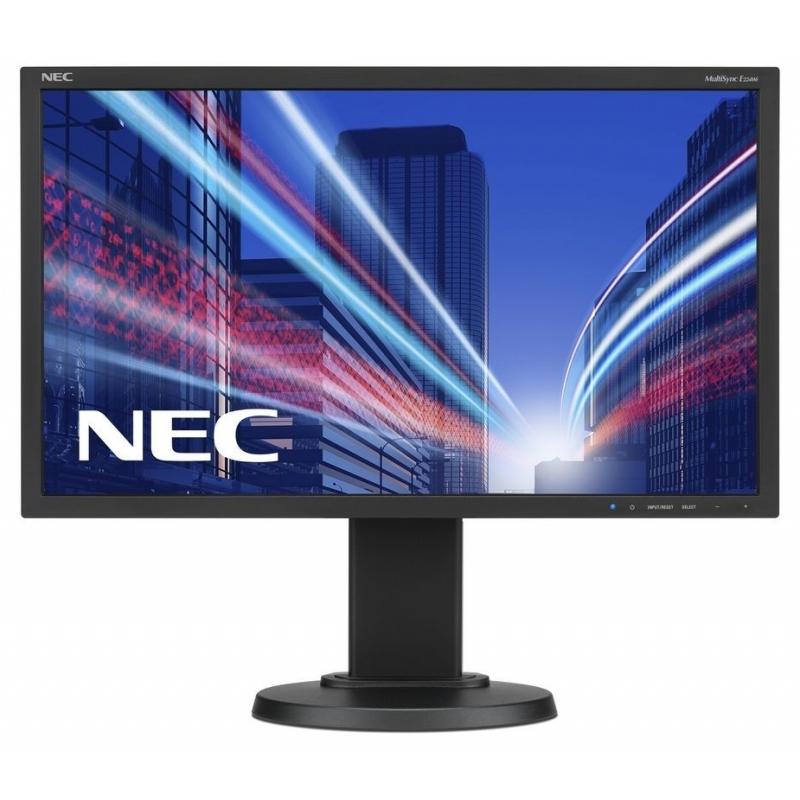Монитор 22 NEC E224Wi Black