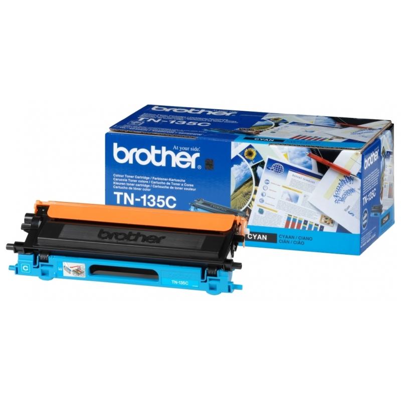 Картридж Brother (TN135C) для HL-40XXC, MFC-9440CN, DCP-9040CN Cyan