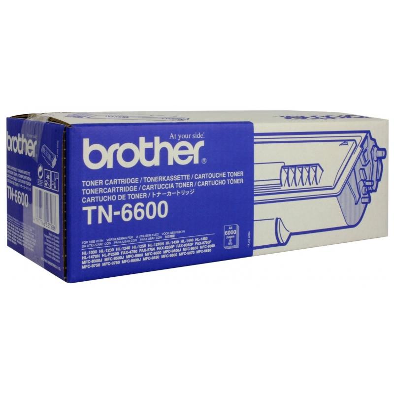 Картридж Brother для HL-12xx/14xx (6 000 стр) (TN6600)