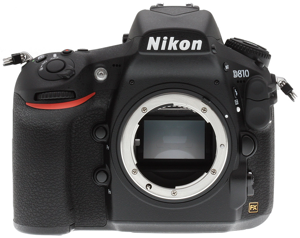 Фотоаппарат NIKON D810 body (VBA410AE)