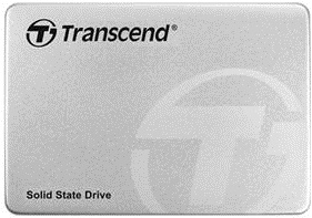 SSD  Transcend SSD360 128GB (TS128GSSD360S) 2018