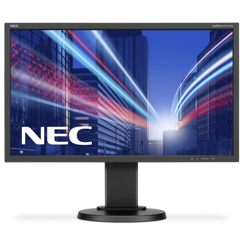 Монитор 24 NEC MultiSync E243WMi Black