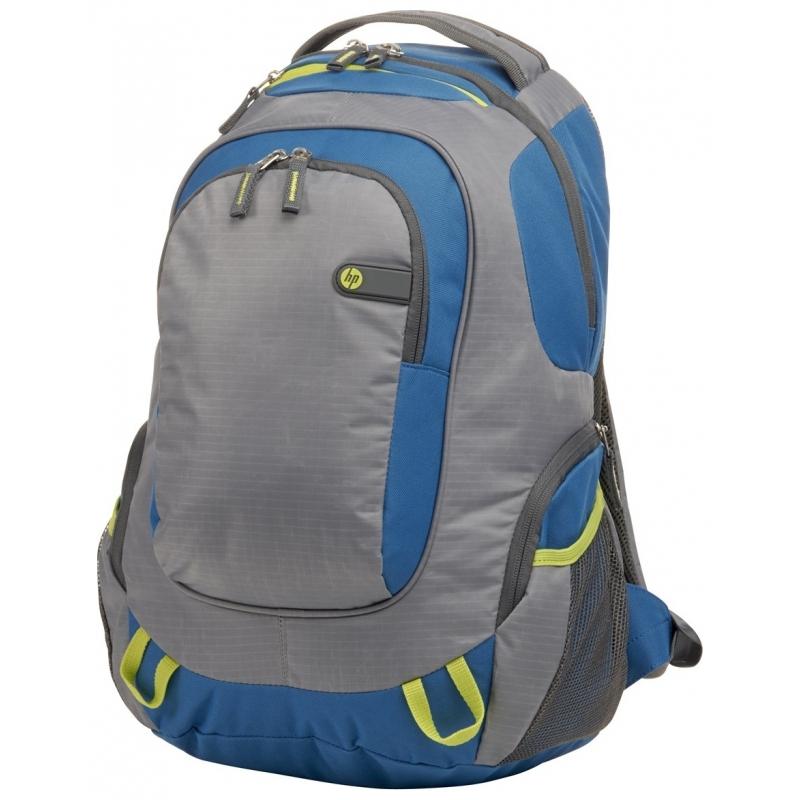 Рюкзак для ноутбука 15.6 HP Outdoor Sport Grey/Blue (F4F29AA)
