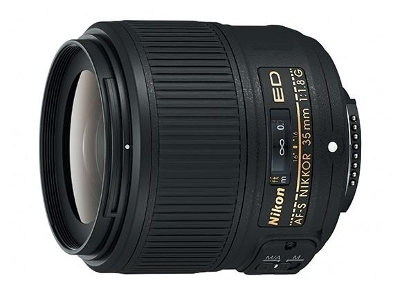 Объектив Nikon 35mm f/1.8G ED AF-S (JAA137DA) 2018
