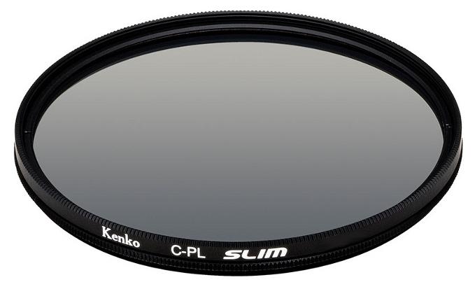 Светофильтр Kenko MC C-PL SLIM 55mm