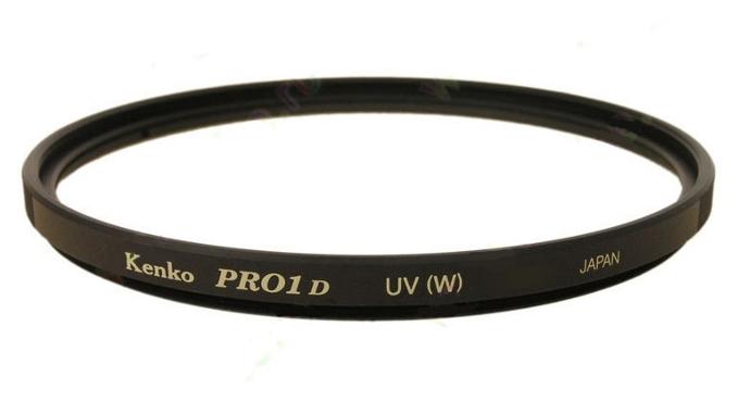 Светофильтр Kenko PRO1D UV 55mm 2018