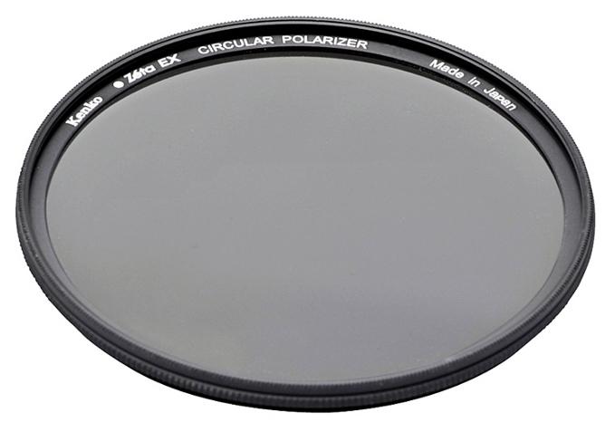 Светофильтр Kenko Zeta EX C-PL 49mm 2018