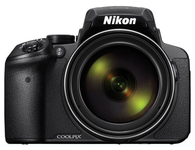 Фотокамера Nikon Coolpix P900 Black + карта SD 32GB