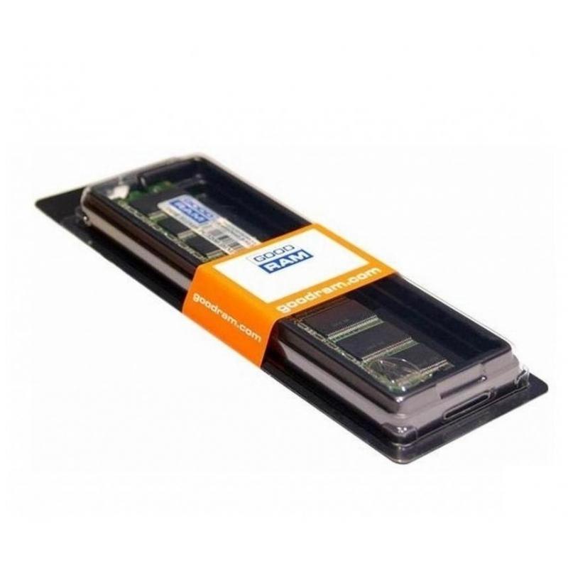 Память GoodRAM 1x4Gb DDR3 1333MHz, PC3-10600, 9-9-9-24, 1.5V (GR1333D364L9/4G)