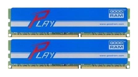 Память GoodRam PLAY Blue 2x8Gb DDR3 1600Mhz (GYB1600D364L10/16GDC)