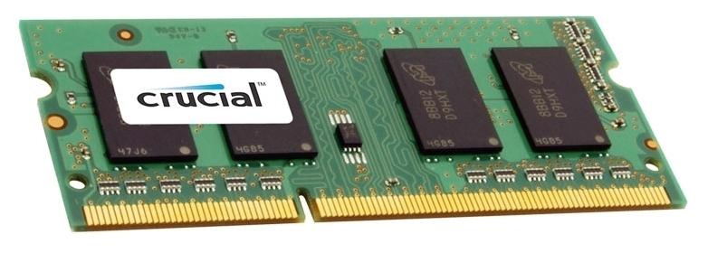 Память SoDimm Micron 1x8Gb DDR3 1600MHz (CT102464BF160B)