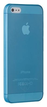 Чехол OZAKI O!coat-0.3-Jelly for iPhone 5/5S Blue (OC533BU) 2018