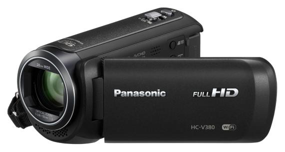 Цифровая видеокамера PANASONIC HC-V380EE-K