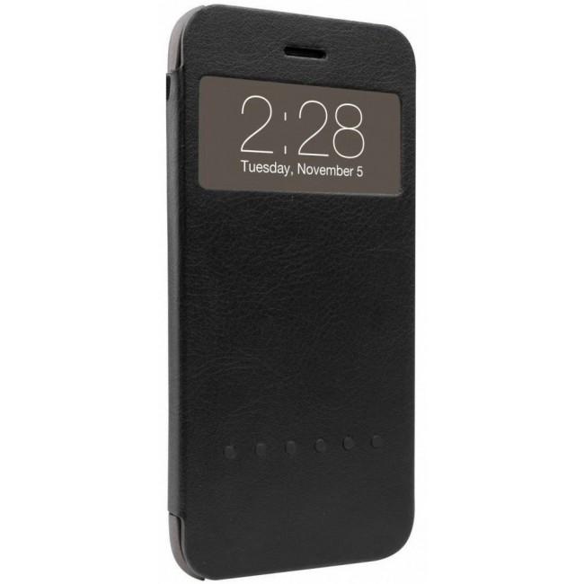 Чехол OZAKI O! Coat Hel-ooo for iPhone 6 Plus Black (OC588BK)