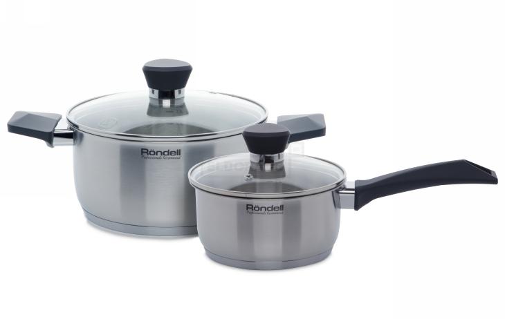 Купить Набор Посуды Rondell Strike Rds-819, 4 Предмета