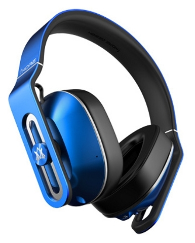 Наушники 1MORE Over-Ear Headphones Bluetooth MOMO Edition Blue