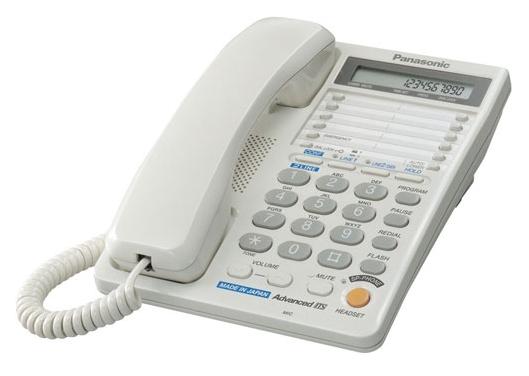 Телефон PANASONIC KX-TS2368 RUW 2017