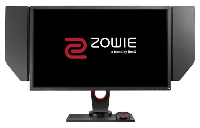 Монитор 27 BENQ XL2735 DARK GREY (9H.LFHLB.QBE) 2018