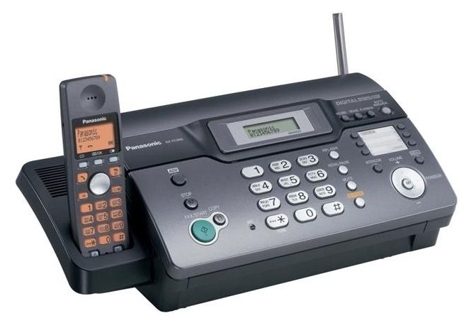 Телефакс PANASONIC KX-FC966RU-T