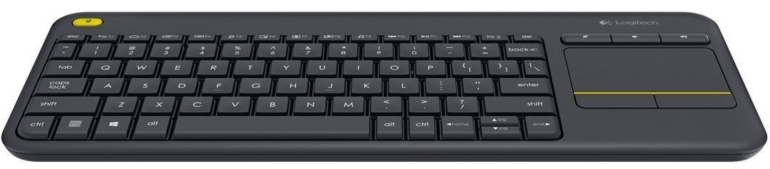 Клавиатура Logitech K400 Plus Dark Rus (920-007147)