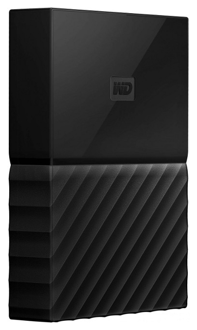 Жесткий диск 2TB WD My Passport Black WDBYFT0020BBK-WESN USB3.0